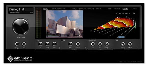 Audio Ease Altiverb 7 XL (Requires iLok 2) (Serial Download)
