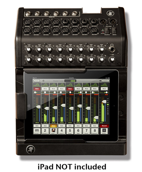 Mackie DL1608 Digital Mixing Console, Lightning connector (requires iPad)