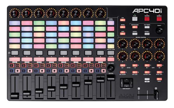 Akai APC40 mkII MIDI Control Surface for Ableton Live