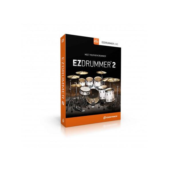 Toontrack EZdrummer 2 Software Plug-in