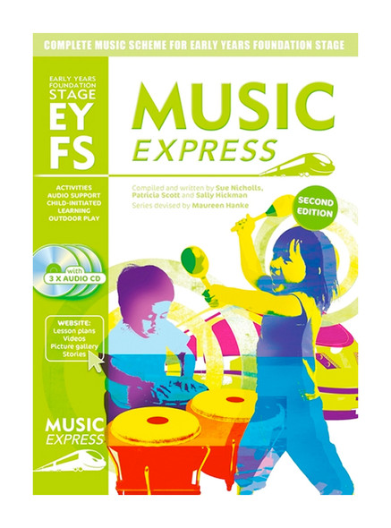 Bloomsbury Music Express 2nd Edition Early Years