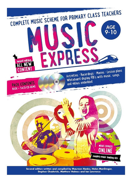 Bloomsbury Music Express 2nd Edition Age 9-10