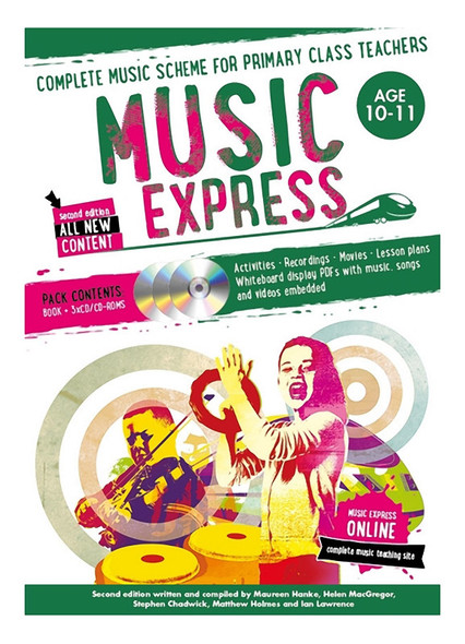Bloomsbury Music Express 2nd Edition Age 10-11
