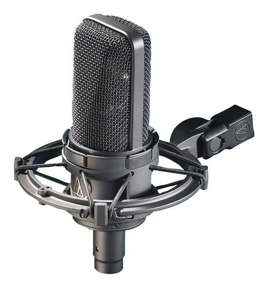 Audio Technica AT4033SM Condenser Microphone (includes suspension)