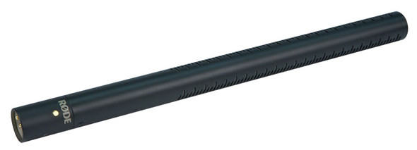 Rode NTG3B Short Shotgun Condenser Microphone, Black