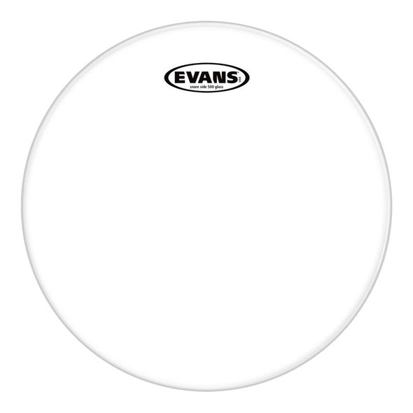 Evans S14R50 14 Inch Clear 500 Snare Resonant Head