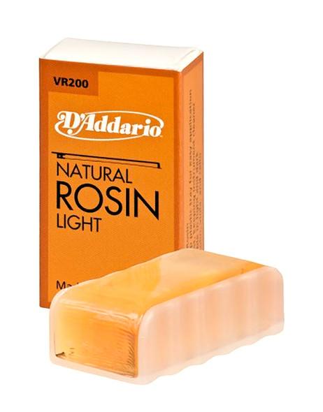 D'Addario VR200 Natural Rosin, Light