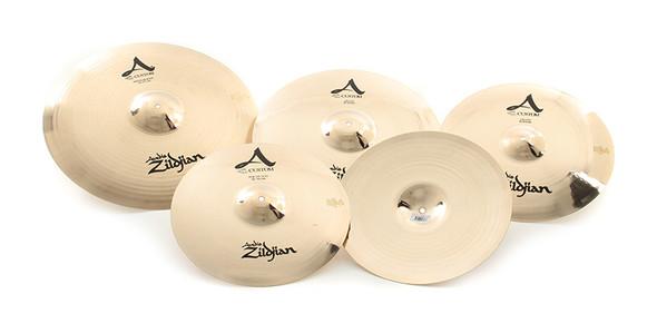 Zildjian A20579-11 A Custom Cymbal Box Set