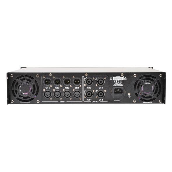 Citronic QP1600 Quad Power Amp