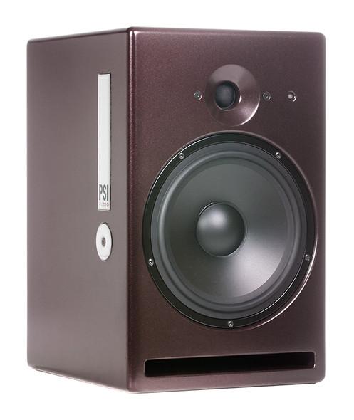 PSI Audio A21-M Active Studio Monitor, Red (Single Speaker)