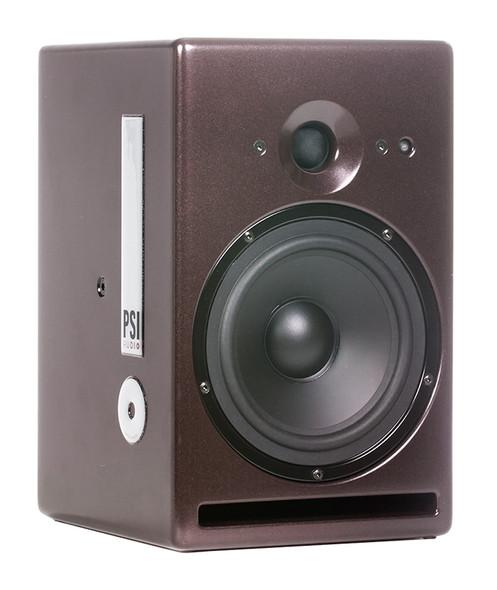 PSI Audio A17-M Active Studio Monitor, Red (Single Speaker)