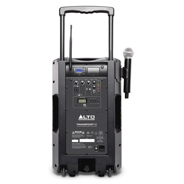 Alto Transport 12 Portable PA System with Battery Power  (Ex-Display)