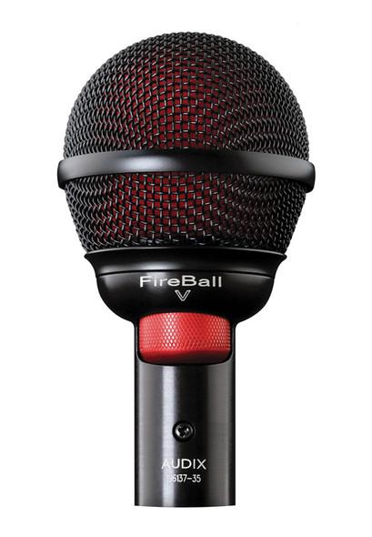 Audix Fireball V Dynamic Microphone for Harmonica