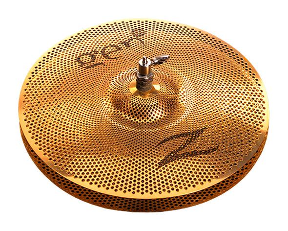Gen16 13 inch Buffed Bronze Hi Hat Pair Cymbal