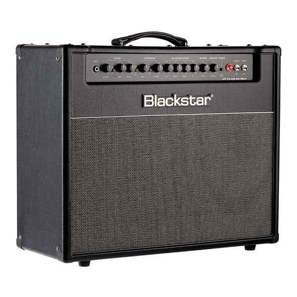Blackstar HT Club 40 MkII Valve Guitar Combo Amplifier with Reverb  (Ex-Display)
