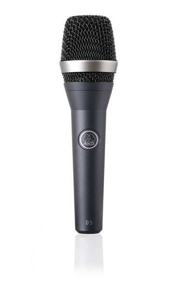 AKG D5 Handheld Dynamic Vocal Microphone Triple Pack including Cables