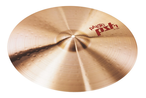 Paiste PST 7 20 inch Ride Cymbal