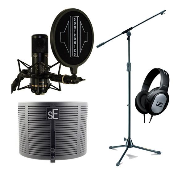 Sontronics STC-3X Vocal Recording Pack