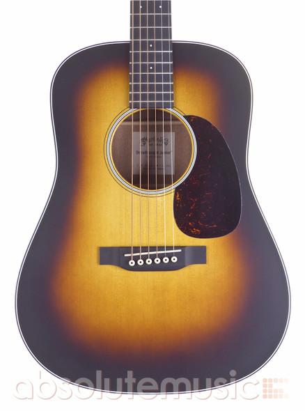 Martin DJR-10 Dreadnought Junior Acoustic Guitar, Sunburst
