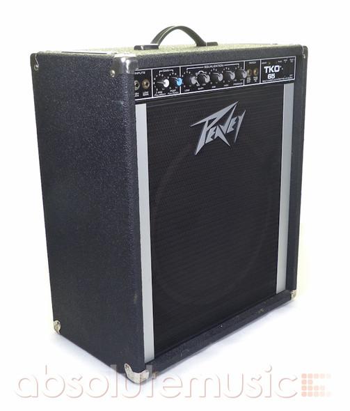 Peavey TKO 65 Watt 1x15 Bass Guitar Amplifier (Pre-Owned)