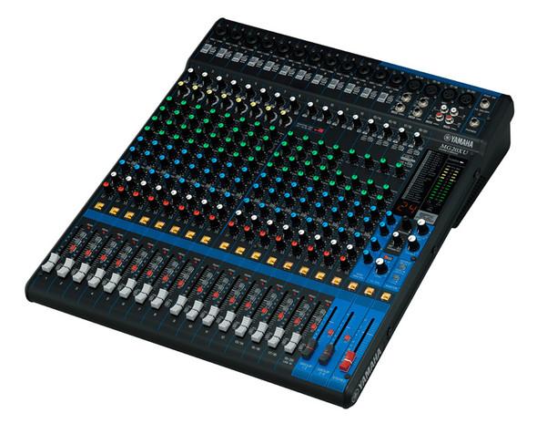 Yamaha MG20XU Mixing Desk with FX and USB Interface