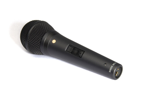 Rode M1-S Handheld Dynamic Microphone with Switch