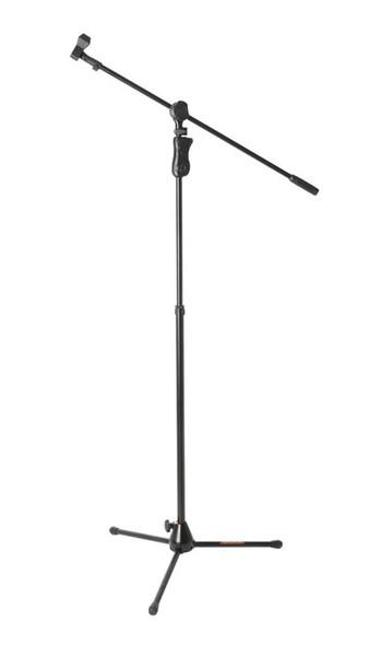 Hercules MS632B 2 in 1 Boom Microphone Stand