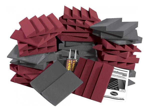 Auralex DST D36 Roominator kit (Charcoal/Burgundy)