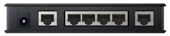 MOTU AVB Switch Five Port Ethernet AVB Switch