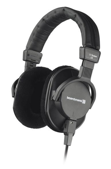 Beyerdynamic DT250 Closed Back Studio Headphones (250 Ohm)