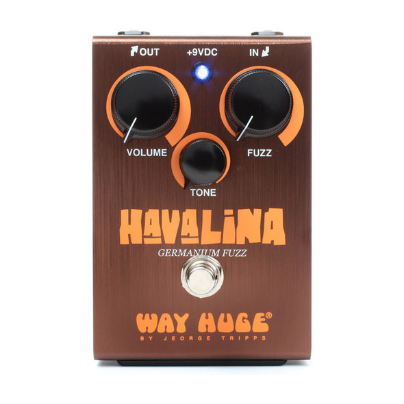 Way Huge Havelina Fuzz Effects Pedal