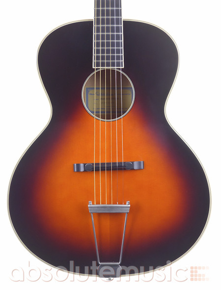 Epiphone MB Century Zenith Acoustic Guitar, Sunburst, No Pickup (ex-display)