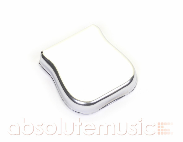 Fender Custom Shop Relic Vintage Telecaster Ash Tray Bridge Cover, Chrome (As New)