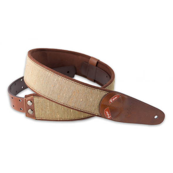 Right On Straps Mojo Series Boxeo Beige Guitar Strap