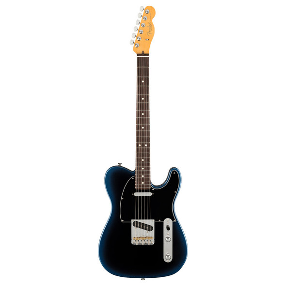 Fender American Pro II Telecaster Electric Guitar, Dark Night , Rosewood