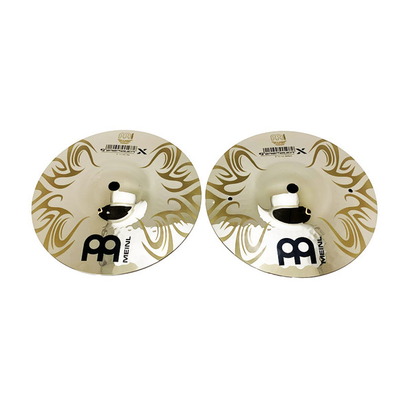 Meinl Generation X 8 Inch FX Hi-Hat Cymbals (Pre-Owned)