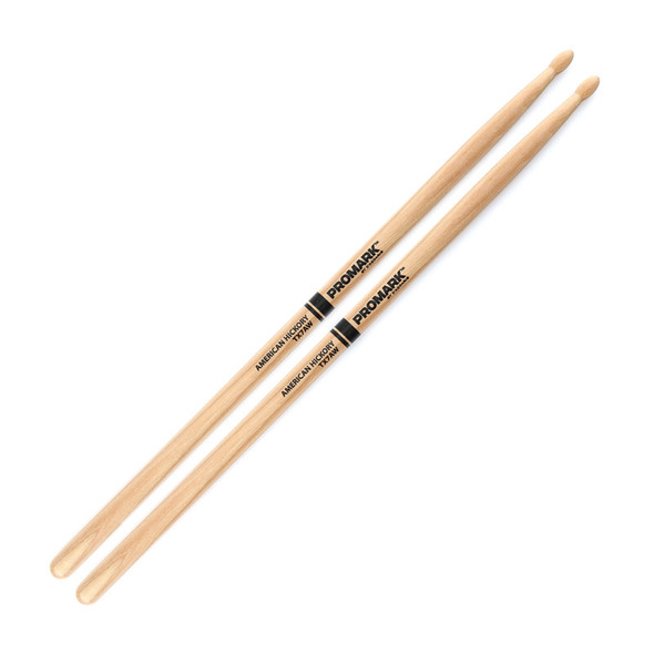 Pro-Mark TX7AW Hickory 7A Wood Tip Drumstick