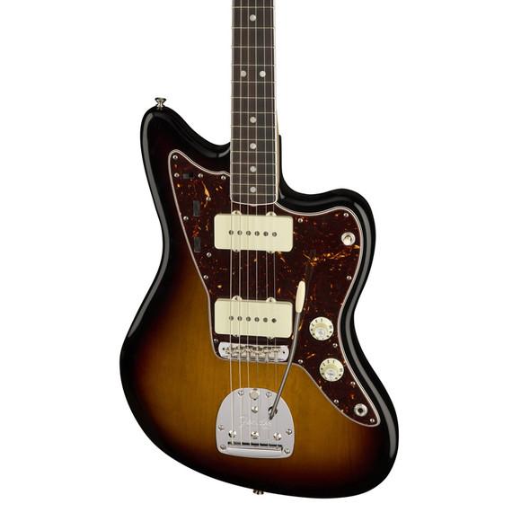 Fender American Original 60s Jazzmaster, 3 Tone Sunburst, Rosewood