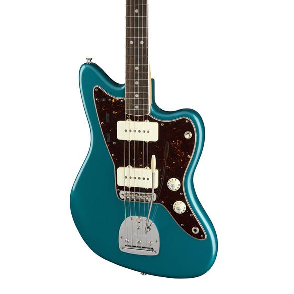 Fender American Original 60s Jazzmaster, Ocean Turquoise, Rosewood