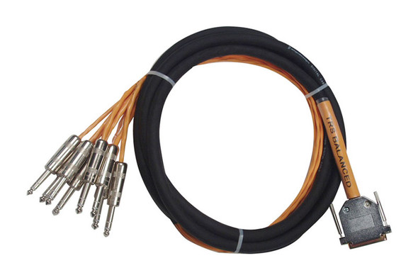 AVID DB25-TRS 12 foot Digisnake Cable