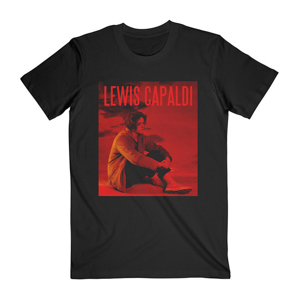 Lewis Capaldi Unisex Tee: Divinely Uninspired (Medium)