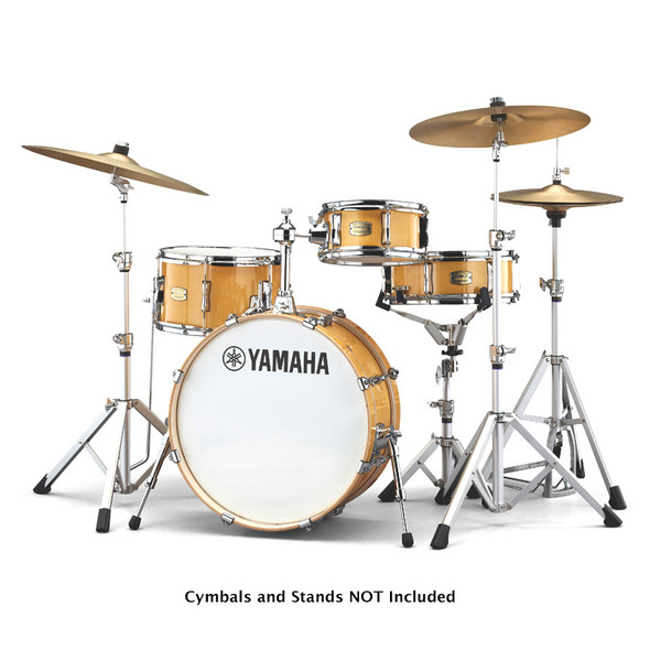 Yamaha Stage Custom Hip Gig Shell Pack in Natural Wood