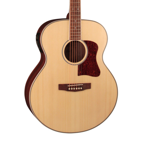 Cort CJ-MEDX Electro-Acoustic Guitar, Natural
