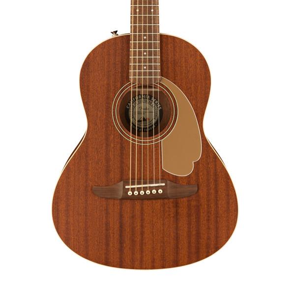 Fender Sonoran Mini All Mahogany Acoustic Guitar W/Bag