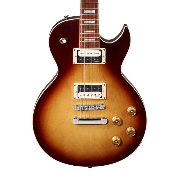 Cort CR300 Electric Guitar, Aged Vintage Burst