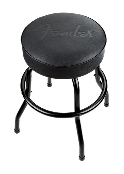 Fender Blackout 24 inch Bar Stool  (as new)