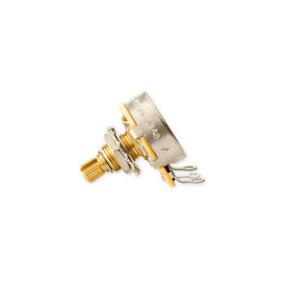 Gibson PPAT-510 500K OHM Audio Taper Potentiometer (Short Shaft)