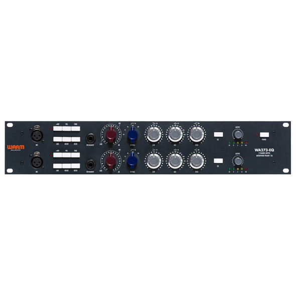 Warm Audio WA273-EQ Dual Channel Microphone Preamp with EQ