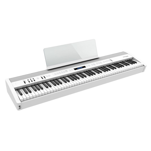 Roland FP-60X Digital Piano, White