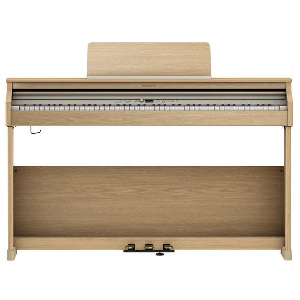 Roland RP701-LA Digital Piano, Light Oak